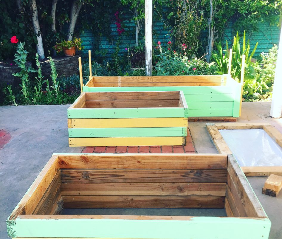 Raised Bed For Homeless Shelter